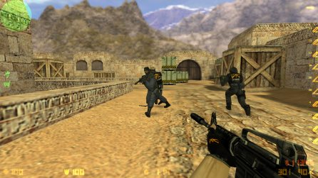 Counter-Strike 1.6 Fnatic скриншот 2