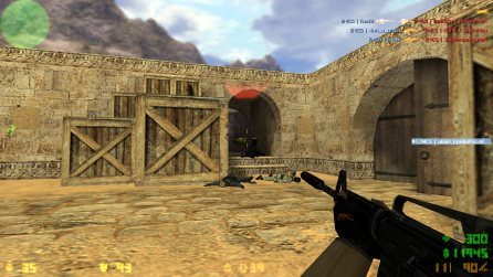 Counter-Strike 1.6 Fnatic скриншот 3