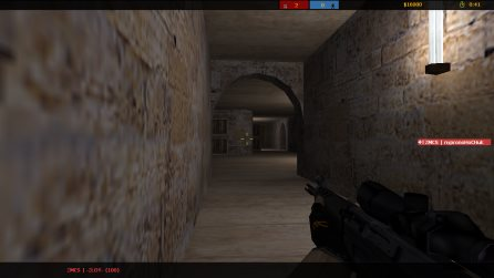 Counter-Strike 1.6 Fnatic скриншот 4