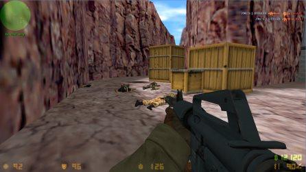 Counter-Strike 1.6 StilliX скриншот 2