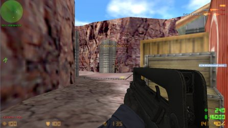 Counter-Strike 1.6 StilliX скриншот 3