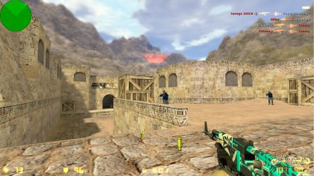 Counter-Strike 1.6 Serega Show скриншот 1