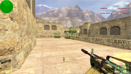 Counter-Strike 1.6 Serega Show скриншот 2