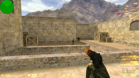 Counter-Strike 1.6 Serega Show скриншот 3
