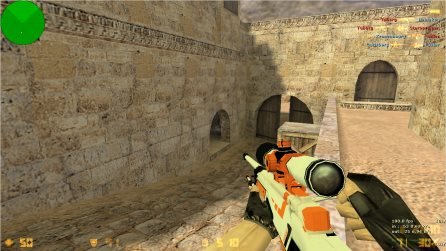 Counter-Strike 1.6 Serega Show скриншот 4