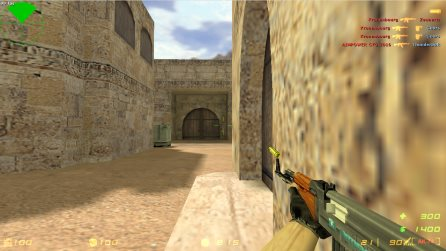 Counter-Strike 1.6 AIM POWER > скриншот 3