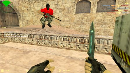 Counter-Strike 1.6 AIM POWER > скриншот 4