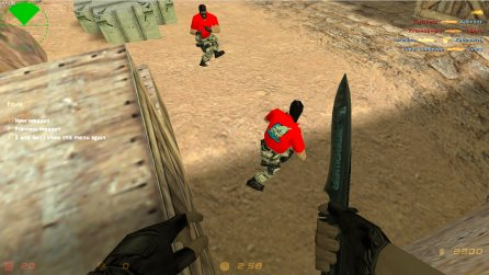Counter-Strike 1.6 AIM POWER > скриншот 5