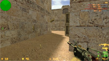Counter-Strike 1.6 Andrey Bow > скриншот 2
