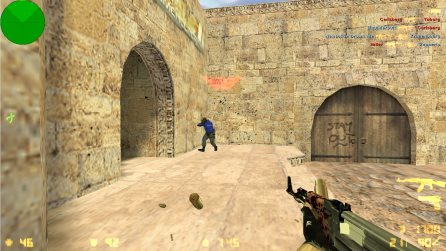 Counter-Strike 1.6 Andrey Bow > скриншот 3