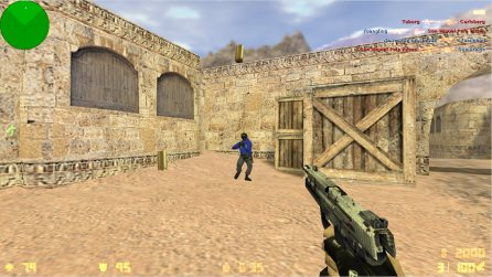 Counter-Strike 1.6 Andrey Bow > скриншот 5