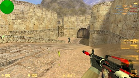 Counter-Strike 1.6 Bavzee скриншот 1