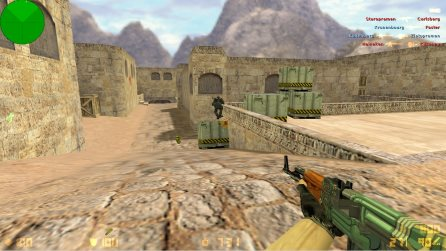 Counter-Strike 1.6 Bavzee скриншот 2
