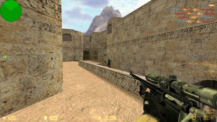 Counter-Strike 1.6 Bavzee скриншот 3