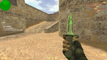 Counter-Strike 1.6 Bavzee скриншот 4
