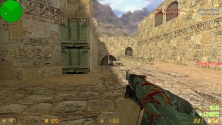 Counter-Strike 1.6 Blaze > скриншот 4