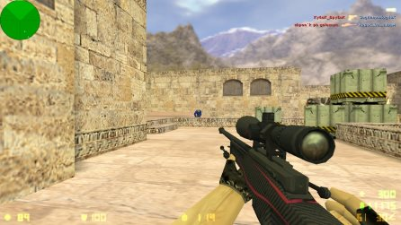 Counter-Strike 1.6 Blaze > скриншот 5