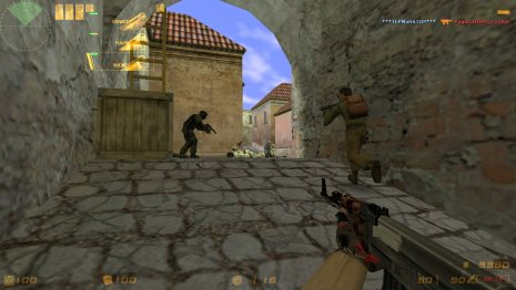 Counter-Strike 1.6 Bloody > скриншот 3