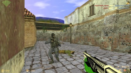 Counter-Strike 1.6 Bloody > скриншот 4