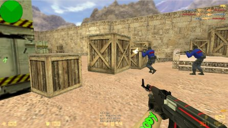 Counter-Strike 1.6 ByProSti скриншот 2