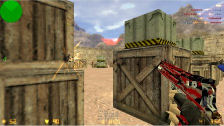 Counter-Strike 1.6 ByProSti скриншот 3