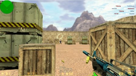 Counter-Strike 1.6 ByProSti скриншот 4