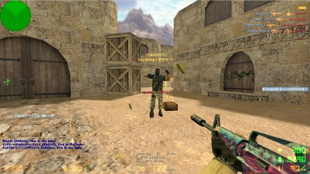Counter-Strike 1.6 ccET SHOW скриншот 1