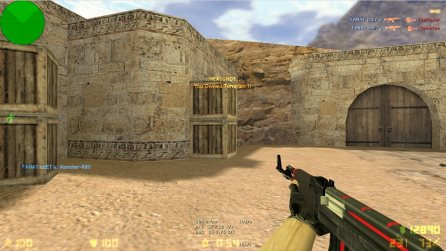 Counter-Strike 1.6 ccET SHOW скриншот 2
