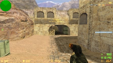 Counter-Strike 1.6 ccET SHOW скриншот 3