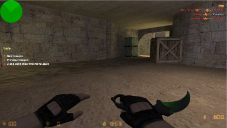 Counter-Strike 1.6 CTULYC > скриншот 2