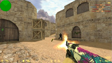 Counter-Strike 1.6 CTULYC > скриншот 3