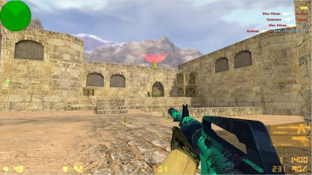 Counter-Strike 1.6 CTULYC > скриншот 4