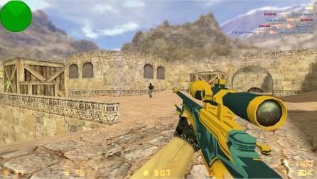 Counter-Strike 1.6 CTULYC > скриншот 5