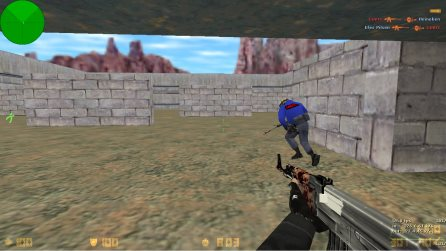 Counter-Strike 1.6 FAKST!L скриншот 3