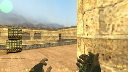 Counter-Strike 1.6 GO edition скриншот 1