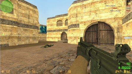Counter-Strike 1.6 GO edition скриншот 2
