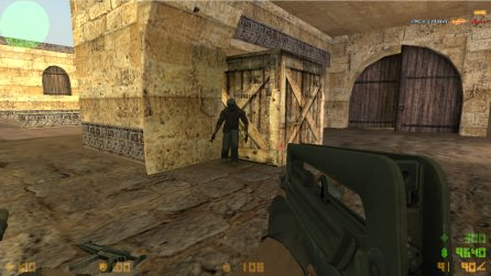 Counter-Strike 1.6 GO edition скриншот 4