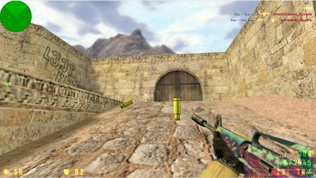 Counter-Strike 1.6 The Lore 1337 скриншот 1