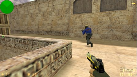 Counter-Strike 1.6 The Lore 1337 скриншот 2
