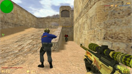 Counter-Strike 1.6 The Lore 1337 скриншот 3