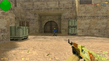 Counter-Strike 1.6 The Lore 1337 скриншот 4