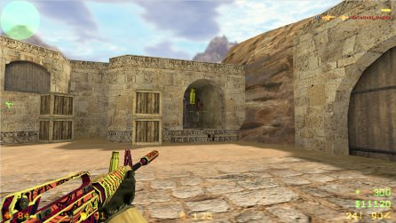 Counter-Strike 1.6 R1NCH скриншот 1