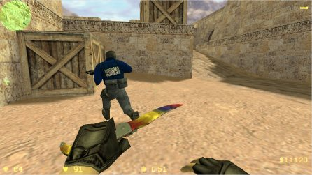 Counter-Strike 1.6 R1NCH скриншот 2