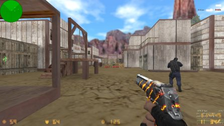 Counter-Strike 1.6 CAHTEX NIK скриншот 2