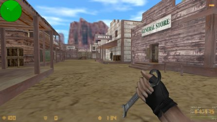 Counter-Strike 1.6 CAHTEX NIK скриншот 3