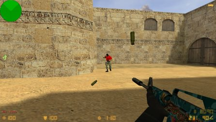 Counter-Strike 1.6 Sw1zzY > скриншот 3