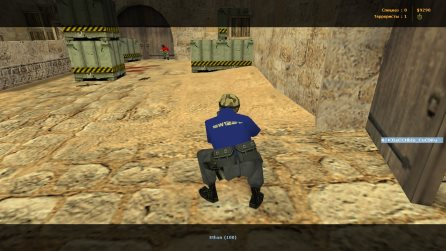 Counter-Strike 1.6 Sw1zzY > скриншот 4