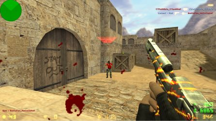 Counter-Strike 1.6 Sw1zzY > скриншот 5