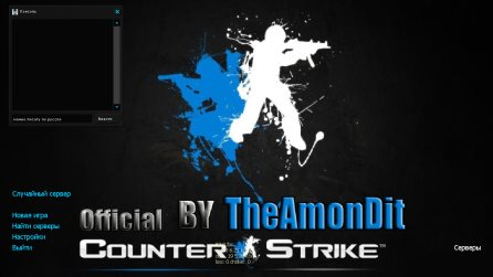 Counter-Strike 1.6 TheAmonDit NEW