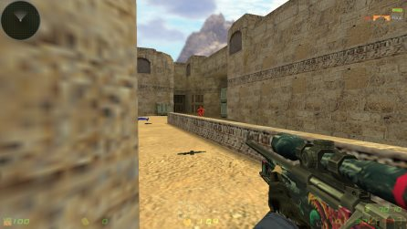 Counter-Strike 1.6 TheAmonDit NEW скриншот 1
